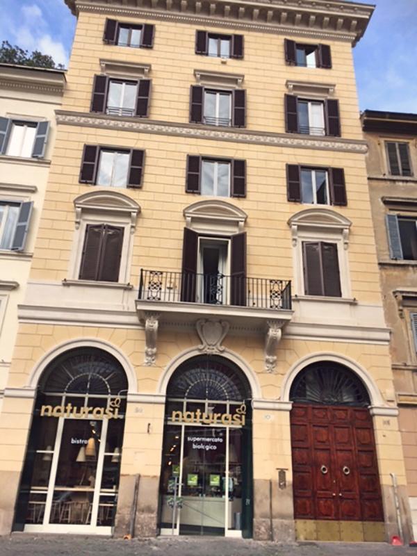 Palazzo piazza Farnese